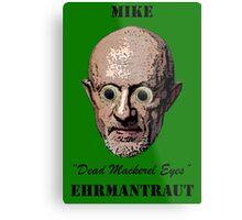 Dead Mackerel Eyes Metal Print