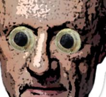 Dead Mackerel Eyes Sticker