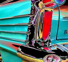 Classic Car 3 by Joanne Mariol