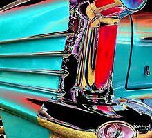 Classic Car 3 by Joanne Mariol