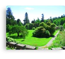 Armadale Castle Gardens Canvas Print