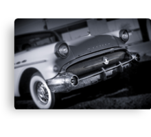 A big old Buick. Canvas Print