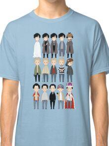 johns and sherlocks and moriarties Classic T-Shirt
