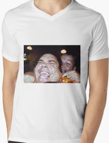 2014 in Review - 1 Mens V-Neck T-Shirt