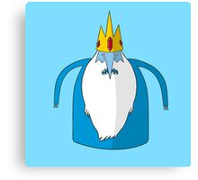 Ice King, Adventure Time Canvas Print