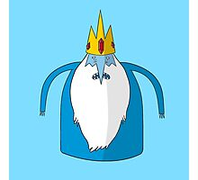 Ice King, Adventure Time Photographic Print