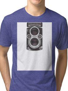 Vintage Camera II Tri-blend T-Shirt