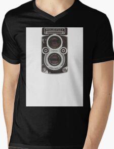 Vintage Camera II Mens V-Neck T-Shirt