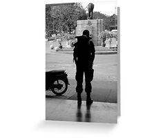 Going Home - Chang Mai, Thailand Greeting Card