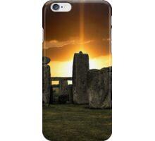 Stonehenge Wiltshire UK  iPhone Case/Skin