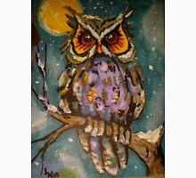 Snow Owl Unisex T-Shirt