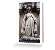 Notre Dame, Paris, France Greeting Card