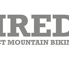 "East Peak Apparel ""Shred"" Mountain Biking by springwoodbooks"