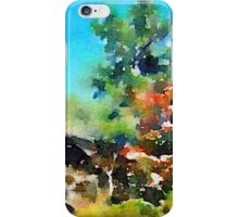 8th Century Sutra Storehouses at Toshodai-ji in Nara iPhone Case/Skin