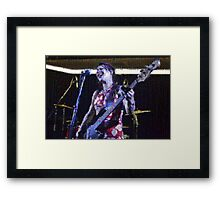 2014 in Review - 4 Framed Print