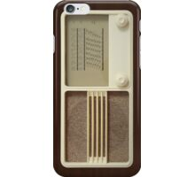 Vintage Sounds II iPhone Case/Skin