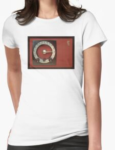 Vintage Sounds I Womens Fitted T-Shirt