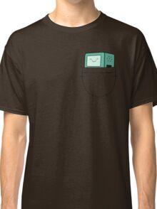 BMO Pocket - Adventure Time Classic T-Shirt