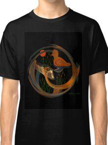 Marshland Sunset Classic T-Shirt