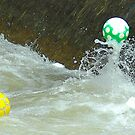Water balls by peperkoorn