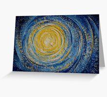salvation - acrylic/plaste 120 x 76cm Greeting Card