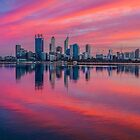 Good Morning, Perth - Western Australia by Mark  Nangle