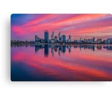 Good Morning, Perth - Western Australia Canvas Print