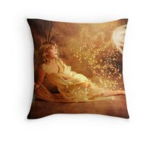 The Visit Throw Pillow
