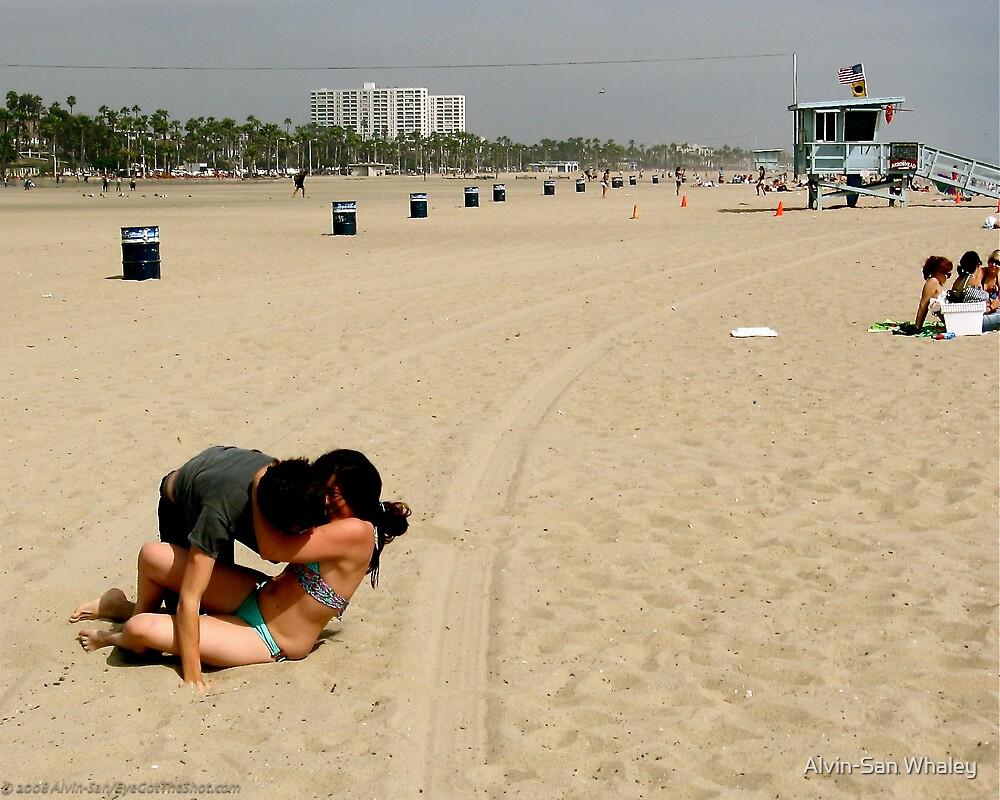 Tustle Beach by Alvin-San Whaley