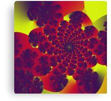 Floral Evolution 003.10.1.g4 Canvas Print