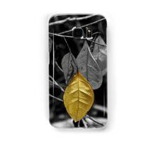 OneYellow Leaf Samsung Galaxy Case/Skin