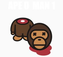 APE 0 MAN 1 by demistified