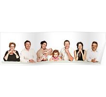 Mariani Family Poster