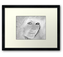 Love Child of Genghis Khan Framed Print