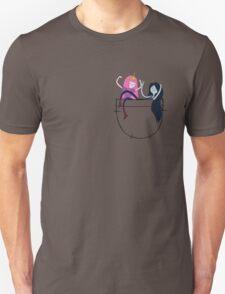 Bubbline Pocket Pals - Adventure Time Unisex T-Shirt
