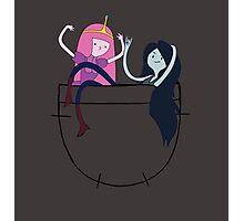 Bubbline Pocket Pals - Adventure Time Photographic Print