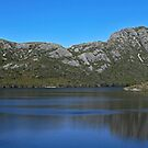 Dove Lake: Tasmania Australia by Colin  Ewington