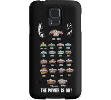 Power Rangers 20th Anniversary Samsung Galaxy Case/Skin
