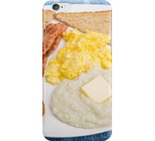 Country Breakfast iPhone Case/Skin