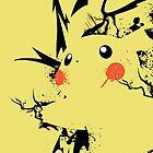 Pikachu Trio by lomm