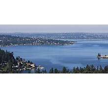 Lake Washington Photographic Print