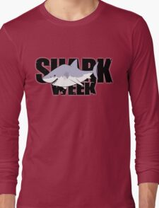 #SHARK  Long Sleeve T-Shirt