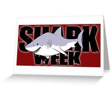 #SHARK  Greeting Card