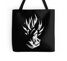 Kakarot Into Light Tote Bag
