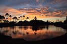 Ala Moana Sunset by DJ Florek