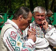 Folk Guys by John Roshka