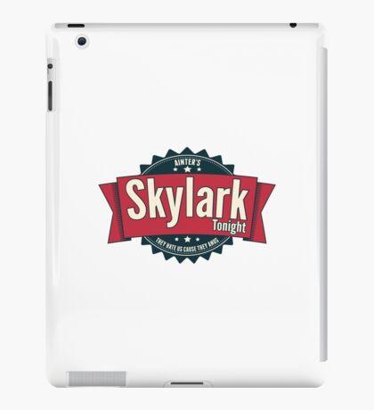 Skylark Tonight Ainter's iPad Case/Skin