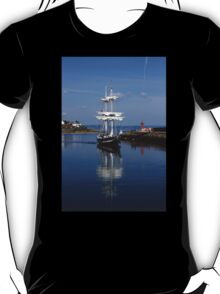 Tall Ship Captured T-Shirt