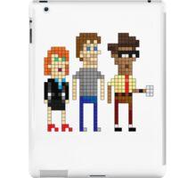 IT Crowd - Pixel Art iPad Case/Skin