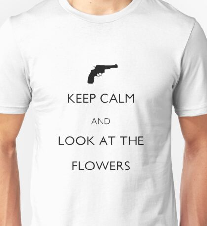 The Walking Dead - Keep Calm Unisex T-Shirt